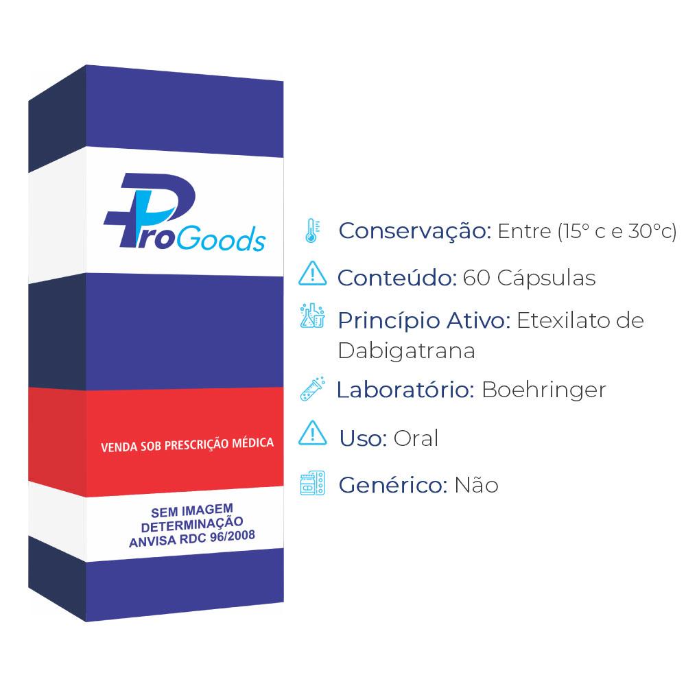 PRADAXA 150MG CX COM 60 CP DURAS  (BOEHRINGER)  - ProGoods