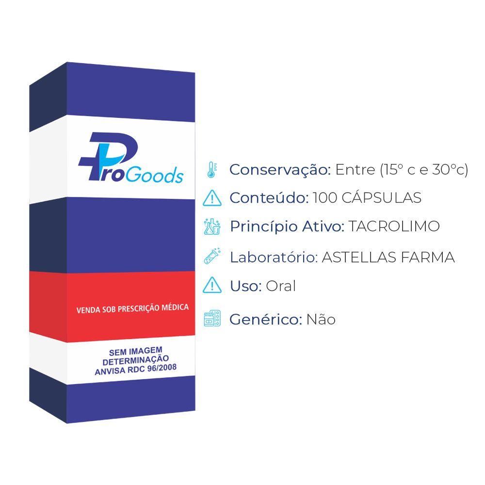 PROGRAF 1MG CX C/100 CAPS DURA (R) (ASTELLAS FARMA)  - ProGoods