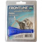 Medicamento Antipulgas e Carrapatos p/ Gatos - Frontline