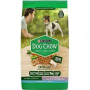 Nestle Purina Dog Chow Racao Seca Para Caes Filhotes Racas Pequenas Frango E Arroz 15kg