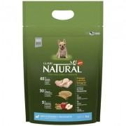 Ração Affinity Guabi Natural Frango e Arroz Integral para Cães Filhotes Raças Mini e Pequena 1KG