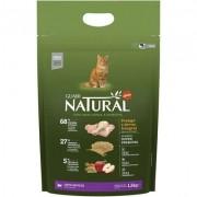 Ração Affinity Guabi Natural Frango e Arroz Integral para Gatos Adultos 1,5KG