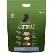 Ração Affinity Guabi Natural Peru e Aveia Cães Adultos Light Mini e Pequeno 2,5kg