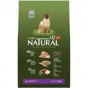 Ração Affinity Guabi Natural Salmão e Cevada para Gatos Adultos 7,5KG