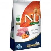 Ração Farmina N&D Pumpkin Cordeiro para Cães Adultos de Raças Pequenas- 800g