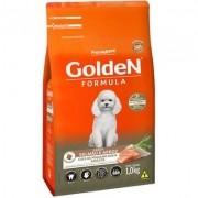Ração PremieR Golden Formula Mini Bits Salmão e Arroz para Cães Adultos de Raças Pequenas- 1KG