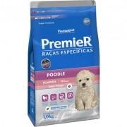 Ração Premier Pet Raças Específicas Poodle Filhote- 1KG