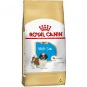 Ração Royal Canin Shih Tzu Junior (filhotes De 2 A 10 Meses De Idade) 2,5 Kg