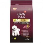 Ração Seca Affinity GranPlus Gourmet Ovelha & Arroz para Cães Adultos Raças Mini 1KG