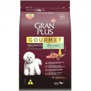 Ração Seca Affinity GranPlus Gourmet Peru & Arroz para Cães Adultos Raças Mini 1KG