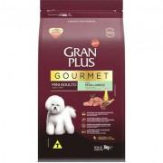Ração Seca Affinity GranPlus Gourmet Peru & Arroz para Cães Adultos Raças Mini 3KG