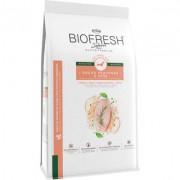 Ração Seca Biofresh Mix de Carne, Frutas, Legumes e Ervas Frescas Cães Castrados de Raças Médias 10KG