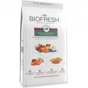 Ração Seca Biofresh Mix de Carne, Frutas, Legumes e Ervas Frescas Cães Sênior de Raças Grandes e Gigantes 15kg
