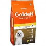 Ração Seca PremieR Pet Golden Formula Peru & Arroz para Cães Adultos de Pequeno Porte- 10,1KG