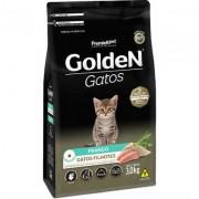 Ração Seca PremieR Pet Golden Gatos Filhotes Frango- 3KG