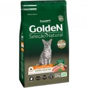 Ração Seca PremieR Pet Golden Seleção Natural para Gatos Adultos- 3KG