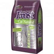 Ração Seca Supra Frost Cat Natural Gatos Adultos 1KG