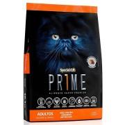 Ração Special Cat Prime Salmão e Arroz para Gatos Adultos 1KG