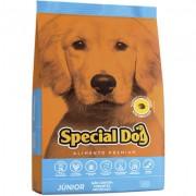 Ração Special Dog Júnior Premium para Cães Filhotes- 10,1KG