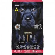 Ração Special Dog Prime Júnior para Cães Filhotes de Raças Grandes- 15KG