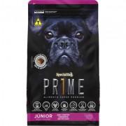 Ração Special Dog Prime Júnior para Cães Filhotes de Raças Pequenas- 1KG