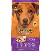 Ração Special Dog Ultralife Frango e Arroz para Cães Adultos Raças Pequenas- 3KG