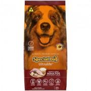 Ração Special Dog Ultralife para Cães Adultos de Raças Médias e Grande- 15KG