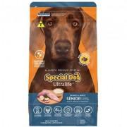 Ração Special Dog Ultralife Sênior para Cães de Raças Médias e Grandes- 15KG