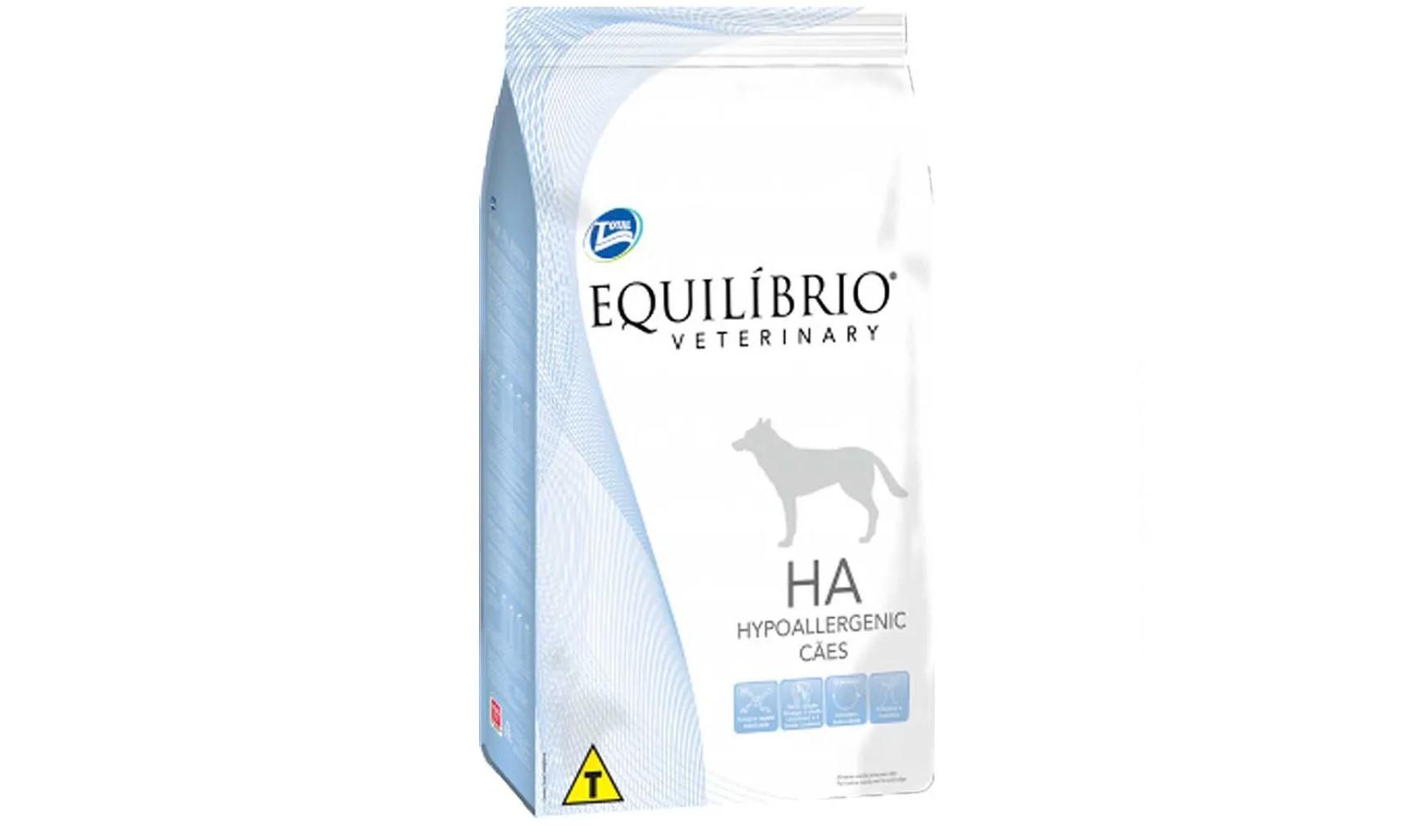 Ração Equilíbrio Total Veterinary Dog Hypoallergenic- 2kg