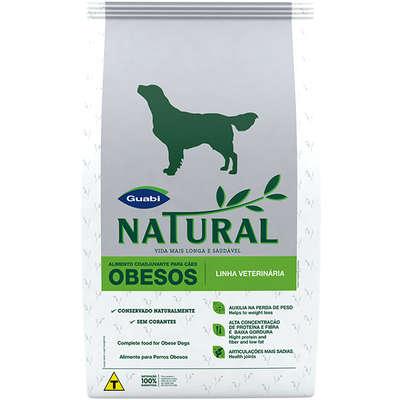 Ração Guabi Natural Cães Obesos 10,1KG