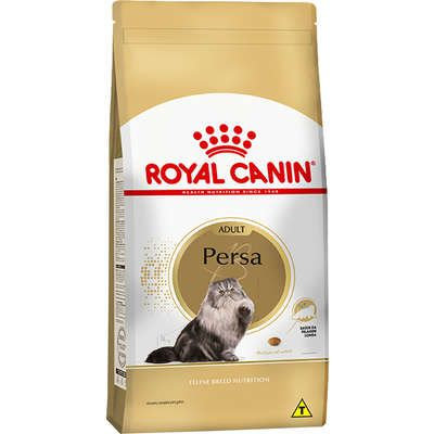 Ração Royal Canin Persian para Gatos Adultos da Raça Persa - 7,5kg