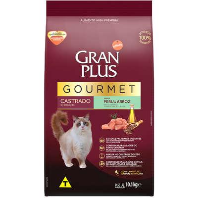 Ração Seca Affinity GranPlus Gourmet Peru & Arroz para Cães Adultos Raças Mini 10,1KG