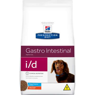 Ração Seca Hill's Prescription Diet i/d Pedaços Pequenos Cuidado Gastrointestinal para Cães Adultos- 2kg