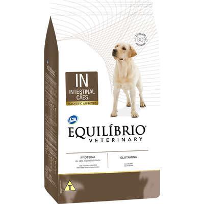 Ração Seca Total Equilíbrio Veterinary IN Problemas de Trato Intestinal para Cães Adultos 7,5KG