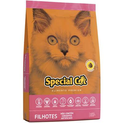 Ração Special Cat Premium para Gatos Filhotes- 1KG