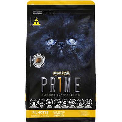 Ração Special Cat Prime Frango e Arroz para Gatos Filhotes- 1KG
