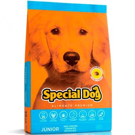 Ração Special Dog Júnior Premium para Cães Filhotes 15KG