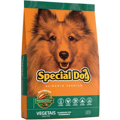 Ração Special Dog Premium Vegetais para Cães Adultos- 1KG