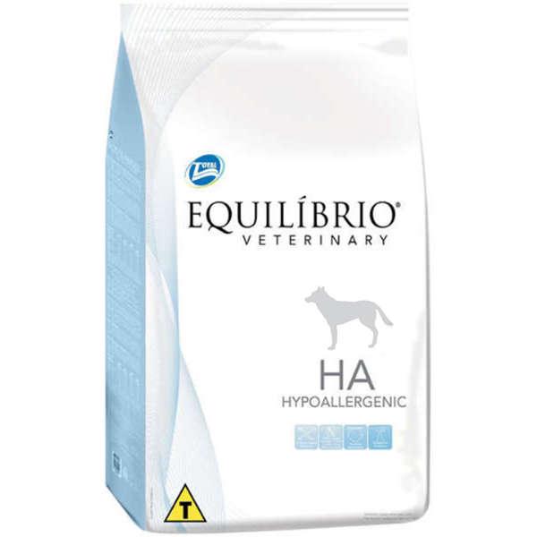 Ração Total Equilíbrio Veterinary Hypoallergenic Para Cães Com Problema De Pele - 7,5kg