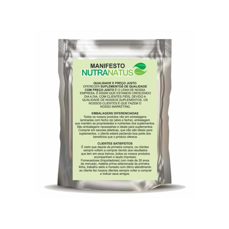Glutamina Pura Importada em Pó 1kg
