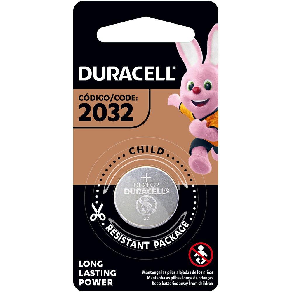100 Pilhas Duracell Cr2032 3v Lítio Bateria Moeda