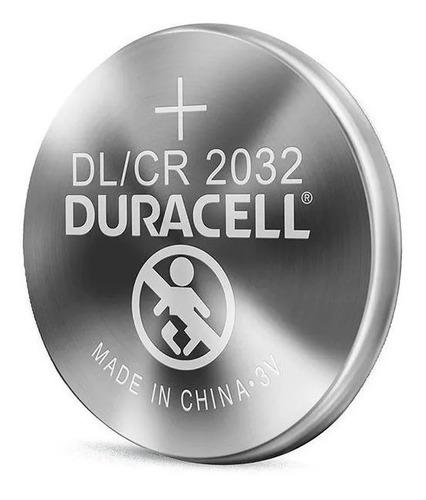 10 Bateria CR2032 Duracell 3V Pilha Moeda Botão