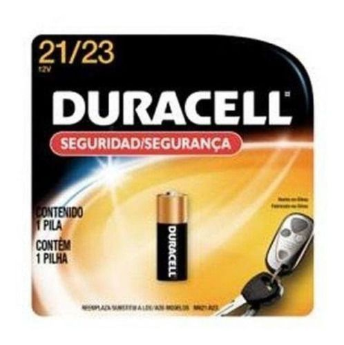 3 Pilha Alcalina Duracell 12 Volts Mn21a23 Alarme Controle