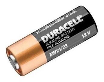 3 Pilha Alcalina Duracell 12V Mn21a23 Alarme Controle
