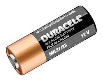 12 Pilha Alcalina Duracell 12 Volts Mn21a23 Alarme Controle