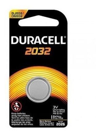 3 Pilhas Duracell Cr2032 3v Lítio Bateria Moeda