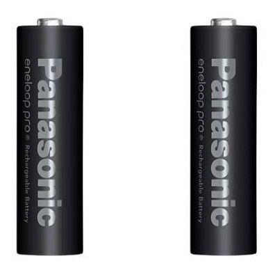 Pilha Recarregável Eneloop Pro Aa Panasonic C/6 Unid