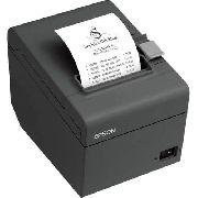 Impressora Térmica Não Fiscal Epson TMT20 Usb Semi Nova