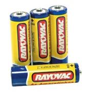 20 Pilhas Aaa Palito Rayovac Zinco Kit