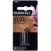 6 Pilha Alcalina Duracell 12 Volts Mn21a23 Alarme Controle R
